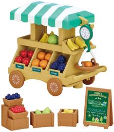 Sylvanian families Fruit wagon 5265