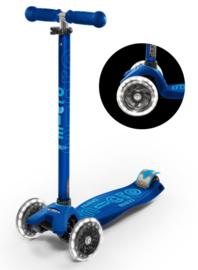 Maxi de luxe, blauw, LED, Micro Step