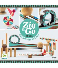 Zig & Go 28stuks, Djeco