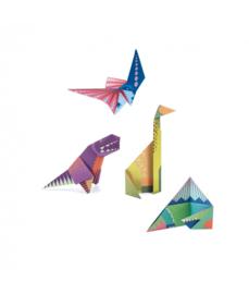 Djeco origami dinosaurus