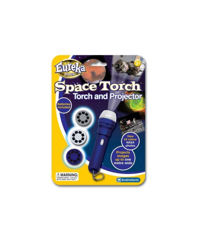 Brainstorm toys Torch space