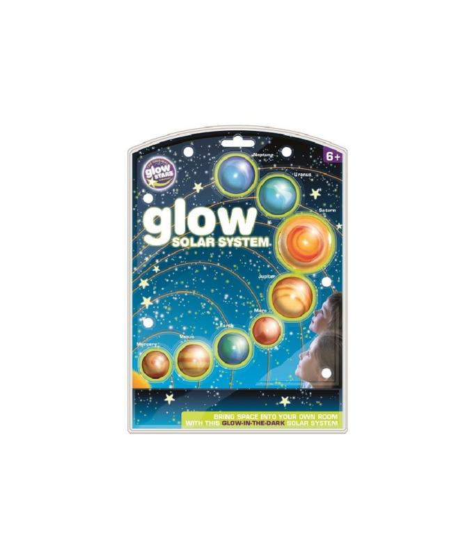Glow Solar system, Brainstorm