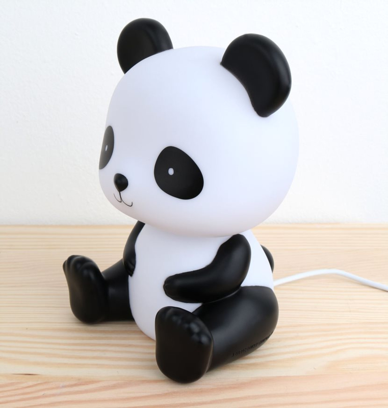 A little lovely company, Nachtlamp panda
