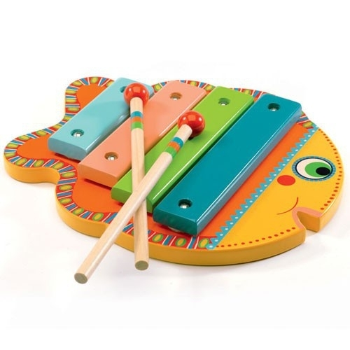 Xylofoon vis, Animambo, Djeco