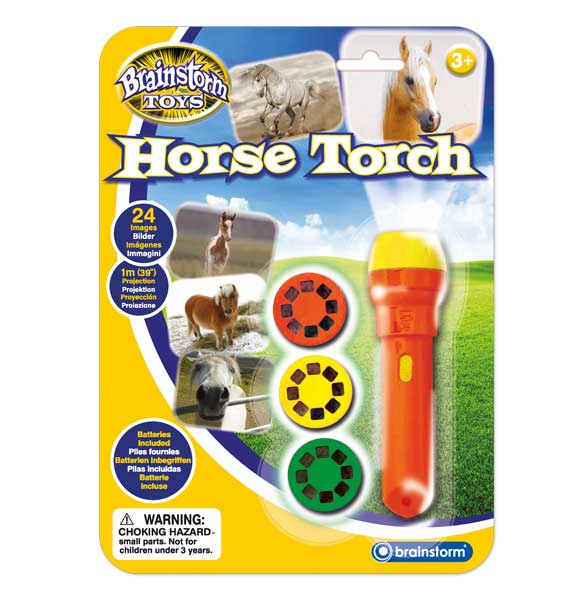 Brainstorm toys Torch horse