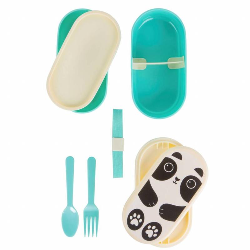 Lunchbox Panda, Sass & Belle