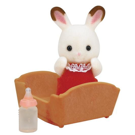 Chocolate Rabbit Baby, 5062
