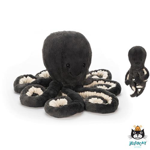 Inky octopus, M, Jellycat