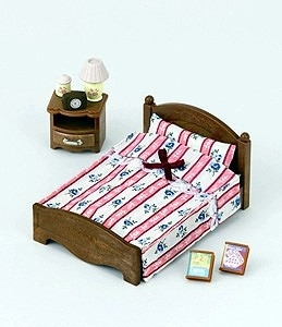 Semi-Double Bed, 5019, Sylvanian families