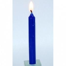 Spell Candle Blauw (3 stuks)