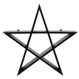Groot Pentagram Hangend