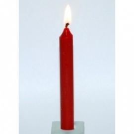 Spell Candle Rood (3 stuks)