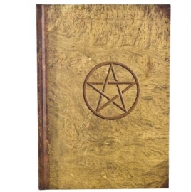 "Book of Shadows ""Pentagram"""