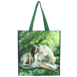 "Shopping Bag ""Pure Heart"""