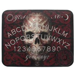 """Ouijabord """"Oriental Skull"""""""
