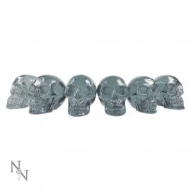 Kristallen Schedel 8 cm