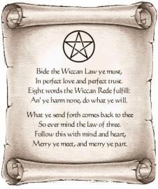 Cursus Wicca les 1