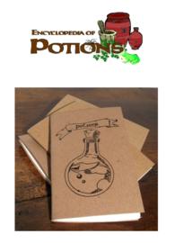 """Werkboek 10 """"Potions"""""""