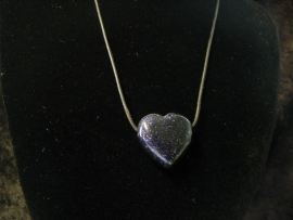 "Ketting ""Shiny Heart"""