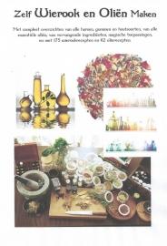 """Werkboek 1 """"Wierook & Oliën"""""""