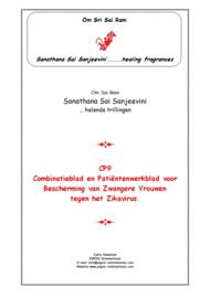 """CP9 - Thema-uitgave """"Zikavirus"""""""