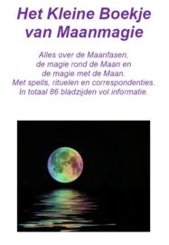 """Werkboek 9 """"Het Kleine Boekje van Maanmagie"""""""