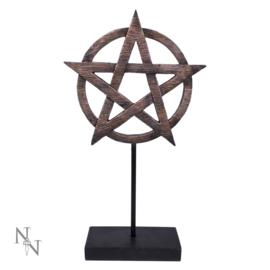 Staand Pentagram groot