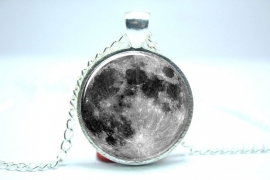 "Ketting ""Full Moon"""