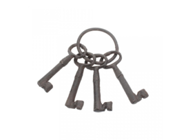 Keys to the Tower 13,2 cm