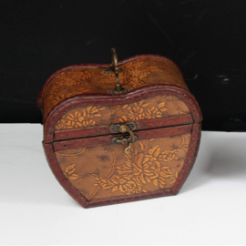 Koffertje Appelvorm