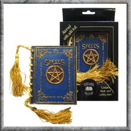 "Spell Book ""Blue"""