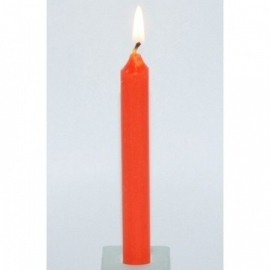 Spell Candle Oranje (3 stuks)