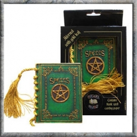 "Spell Book ""Green"""