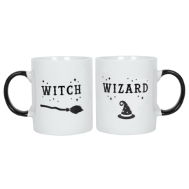 "Mokkenset ""Witch and Wizard"""