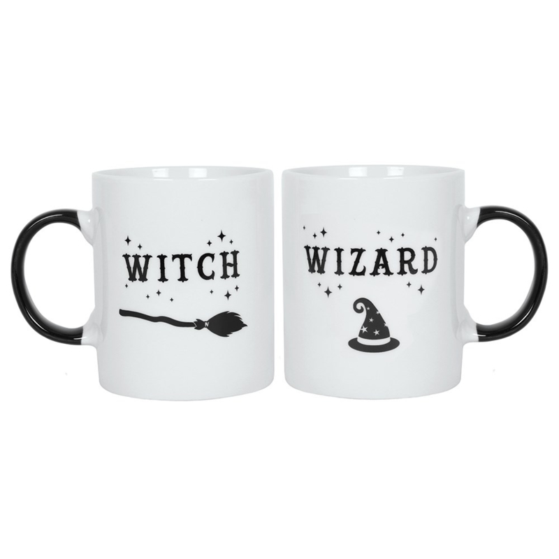 """Mokkenset """"Witch and Wizard"""""""