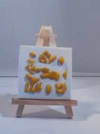 Studie in geel