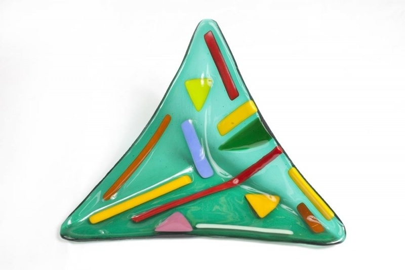 Groene driehoek
