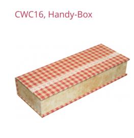 CWC16, Handig doosje