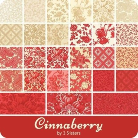 Cinnaberry  3 Sisters - jellyroll