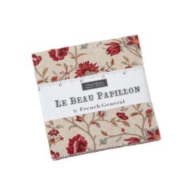 Le Beau Papillon -Charmpack