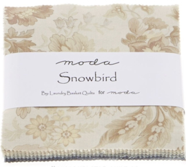 Snowbird - Laundry Basket Quilts