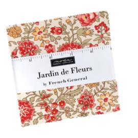 Jardin de Fleurs - French General Charmpack