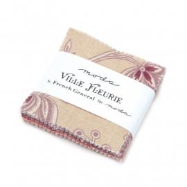 Ville Fleurie - mini charmpack