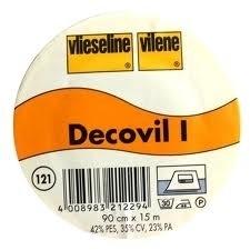 Vlieseline Decovil 1 - wit