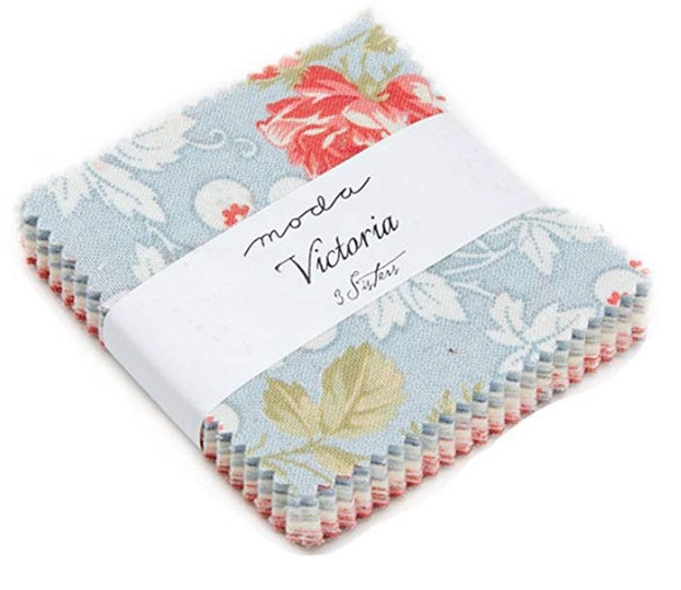 Victoria Mini Charmpack