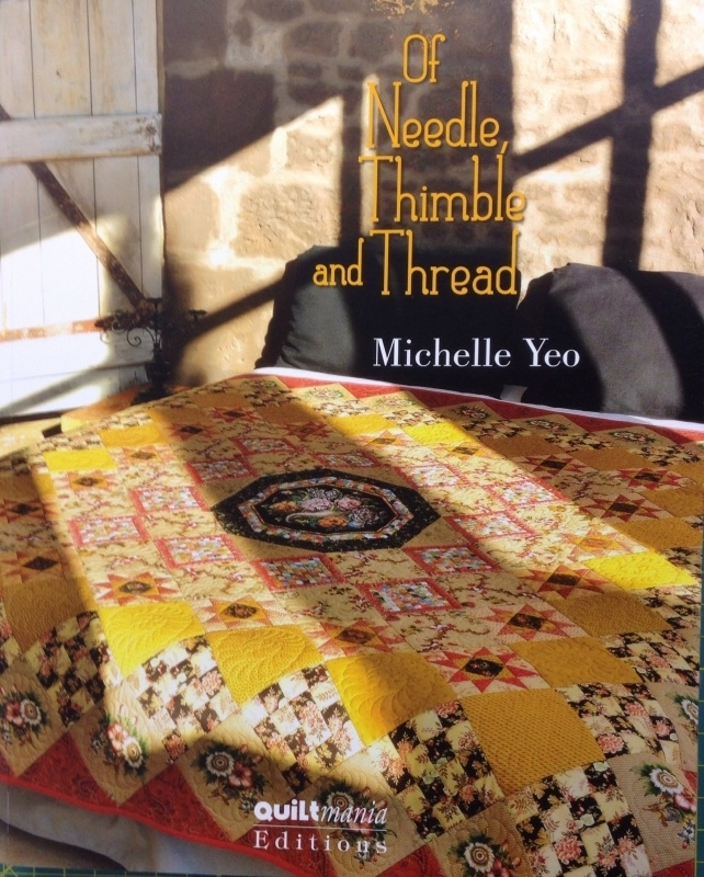 Of Needle, Thimble and Thread - Michelle Yeo