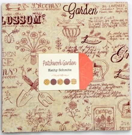 Patchwork Garden - Layer Cake