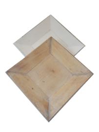 Decoratieve  schaal