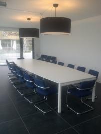 Inrichting kantoor- vergaderruimte deinze