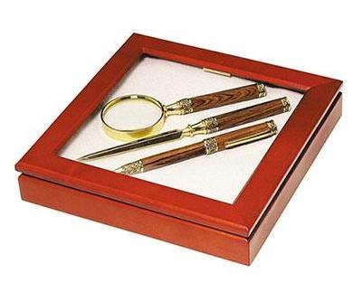 Palisander - Rosewood pen display